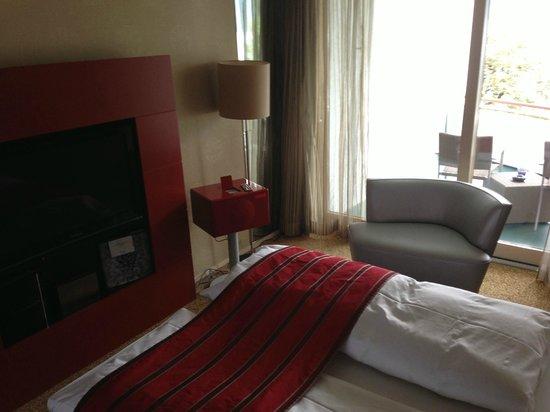 Post Hotel Weggis: Zimmer 2009
