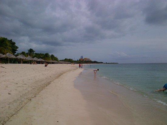 Hostal Rocaverde : Beach - short Taxi ride from Rocaverde (8 CUC return trip)