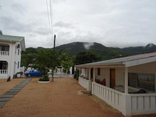 Jamelah Beach Guest House: maison