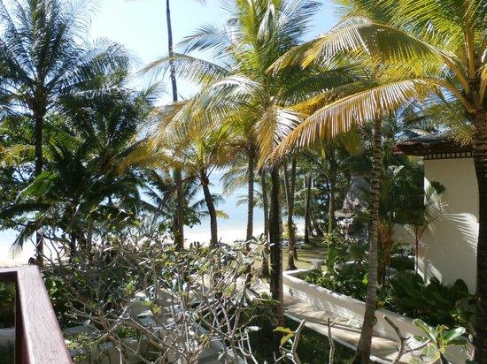 Panwa Boutique Beach Resort: Vue de la chambre