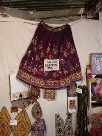 Jai Shankar Handicrafts: More one liners in the shop