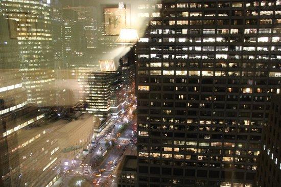 The Towers of the Waldorf Astoria: Vue depuis le salon
