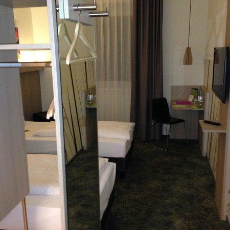 BEST WESTERN Hotel Bad Rappenau : Room