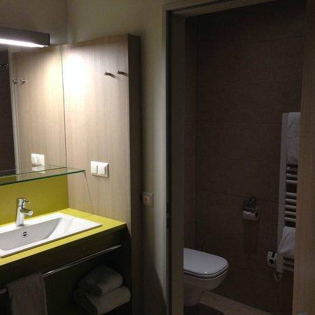 BEST WESTERN Hotel Bad Rappenau : Bathroom