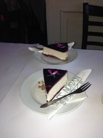 Cafe Norden: Cheesecake