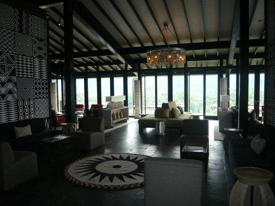 Nyungwe Forest Lodge: Lobby