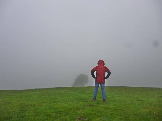 Ivinghoe Beacon: Be warned, the views aren't always great!