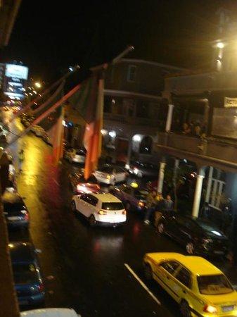 Long Street: Começo de noite...