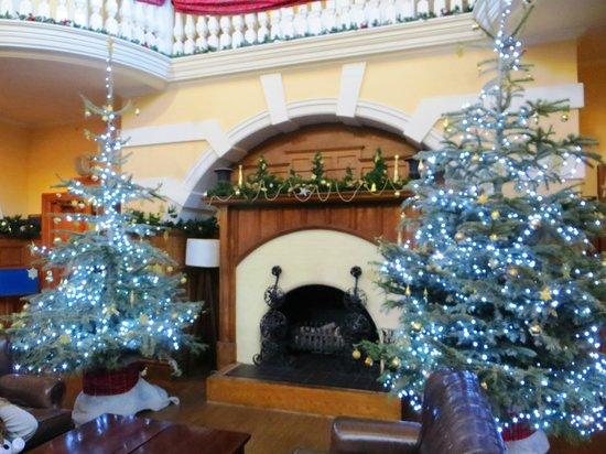Best Western Chilworth Manor Hotel: Christmas
