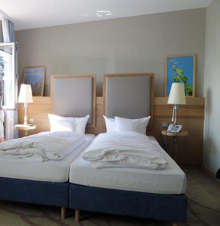 Hotel Magnetberg Baden-Baden: Beds