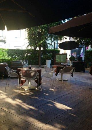 Starhotels Ritz : Außen