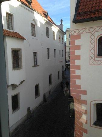 Hotel Leonardo : View from Room