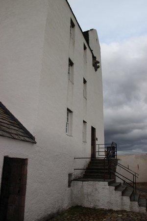 Exterior Corgarff Castle
