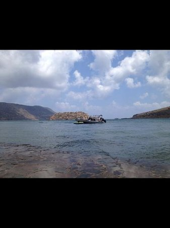 Domes of Elounda, Autograph Collection : strand aussicht