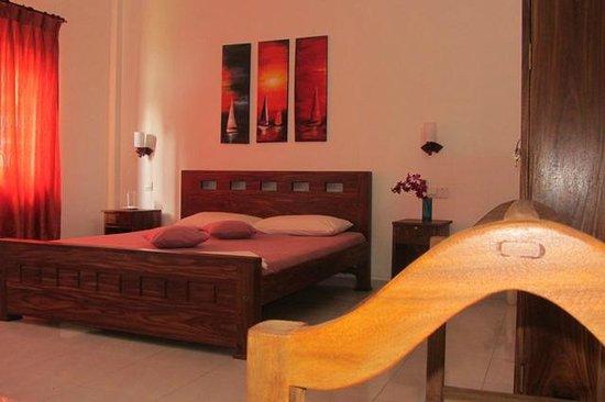 Azure Beach Villa: Azure Pearl - Garden view room