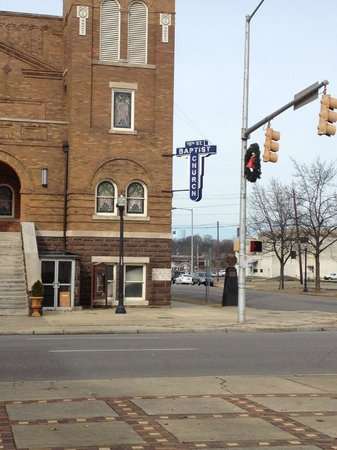 Birmingham Civil Rights Institute : 16th Baptist Church
