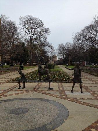 Birmingham Civil Rights Institute : The Park