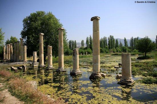 Aphrodisias: Afrodisia - Agorà settentrionale