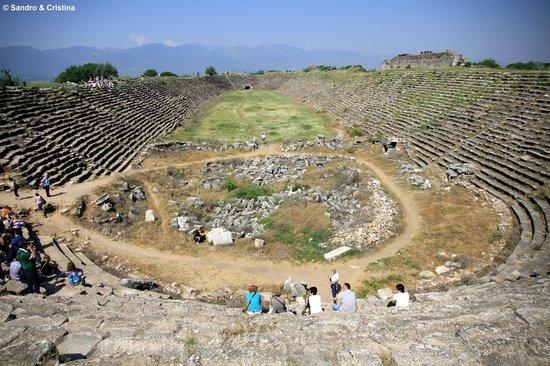 Aphrodisias: Afrodisia - Stadio