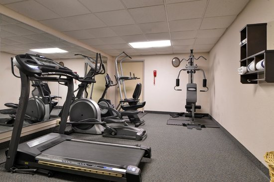 Best Western Statesville Inn: EXCERCISE ROOM