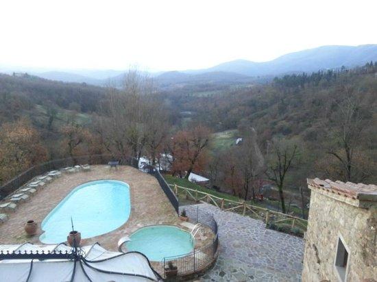 Agriturismo Il Castelluccio Country Resort: Il Paesaggio