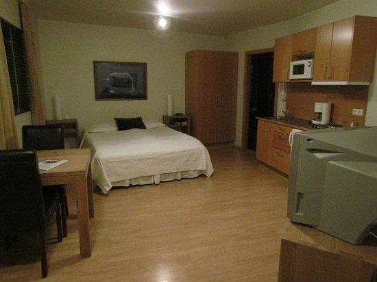 Hotel Fron : chambre studio