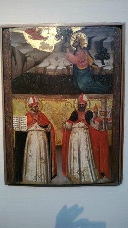 Pinacoteca Nazionale di Bologna: fondo oro