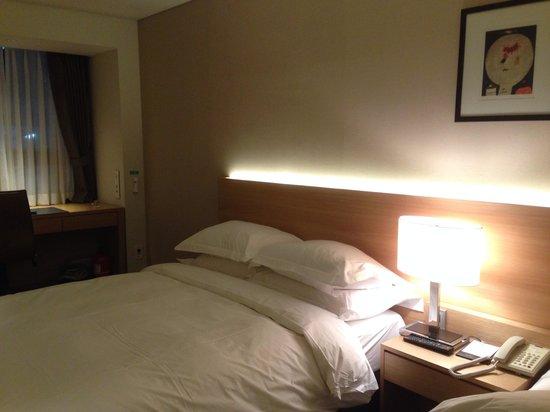 Summit Hotel Seoul Dongdaemun: 디럭스 트윈룸