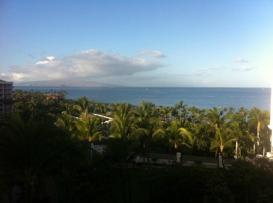 Grand Wailea - A Waldorf Astoria Resort: View from room