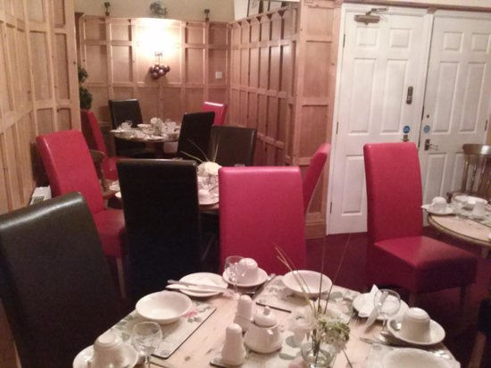 Clayhanger Guest House: Dining Room