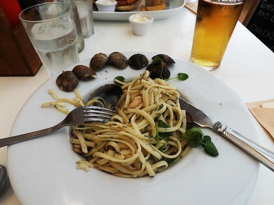 ‪‪Christchurch‬, UK: Linguine‬