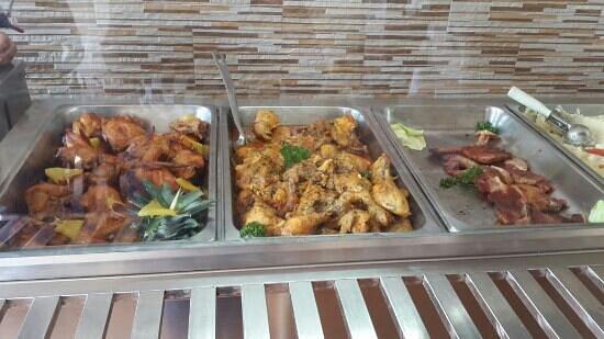 Restaurante Dona Nella : mucha variedad