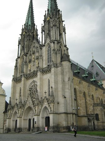 Olomouc Town Hall: Catedral de St Wenceslao