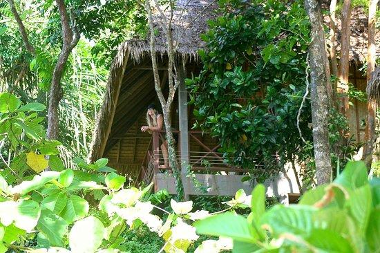 Narima Bungalow Resort : A-row bungalow