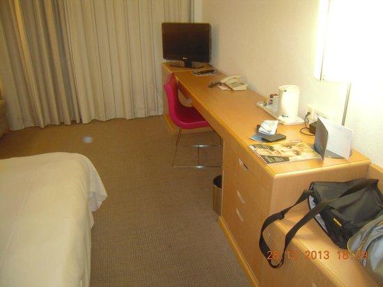 Novotel Köln City: Zimmer 2