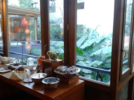 Abitart Hotel: colazione