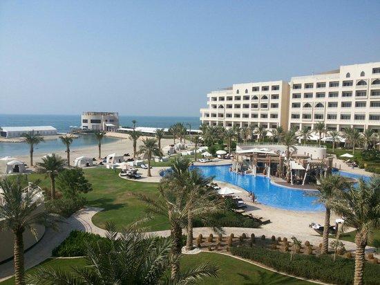 Sofitel Bahrain Zallaq Thalassa Sea & Spa: View from my room
