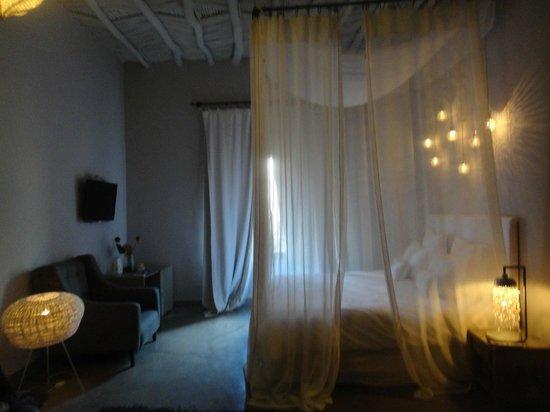 Kasbah Igoudar : la chambre