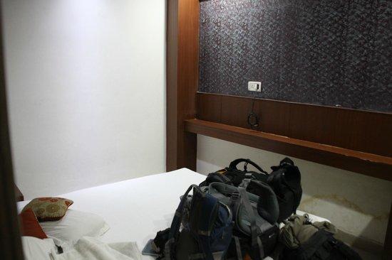 Hotel Shelton : Habitación enana