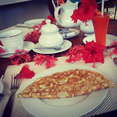 Villa Gaetano: breakfast