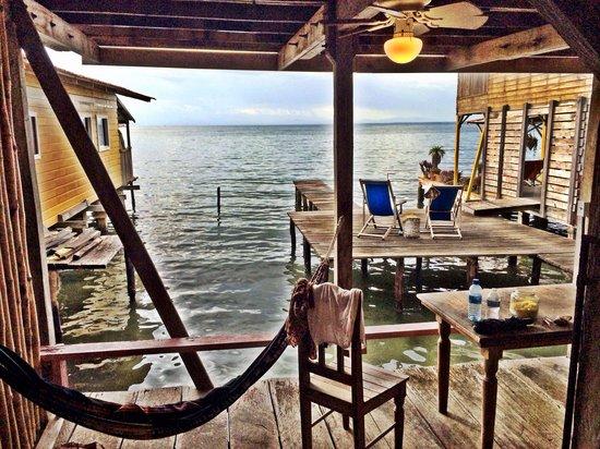 Bahia Del Sol : The view from Casa Rosada water view suite.