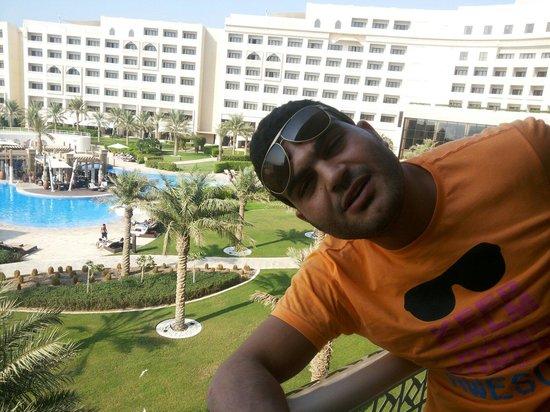 Sofitel Bahrain Zallaq Thalassa Sea & Spa: All the rooms have sea and pool view