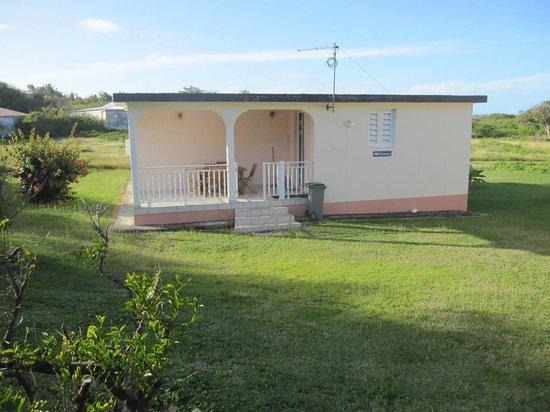 Village bungalows Chez Honore : Villa Citronnier