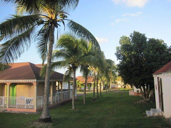 Village bungalows Chez Honore : Les Villas