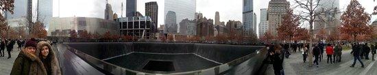National September 11 Memorial und Museum: South Pool