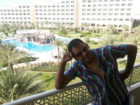 Sofitel Bahrain Zallaq Thalassa Sea & Spa: How a nice view