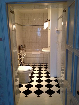 Hotel Altberlin : Kaiser Suite Bathroom