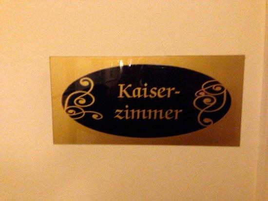 Hotel Altberlin : Kaiser