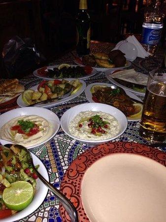 Rest Fairuz, Sharm