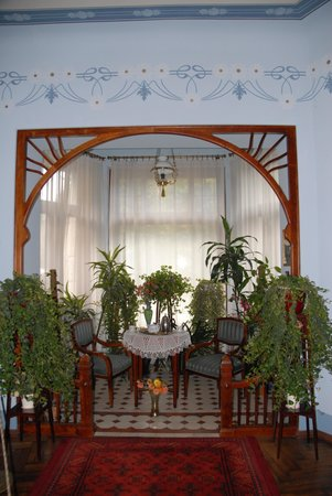 Interior - Garden Room - Picture of Musee Art Nouveau, Riga ...